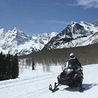 Snowmobile Tours - Aspen Snowmobile Tours