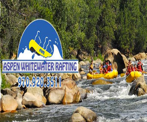Aspen Whitewater Rafting - Rafting.