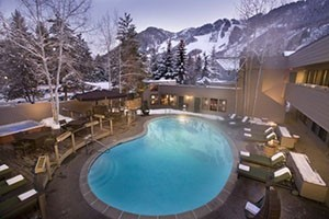 Molly Gibson Lodge - winter package