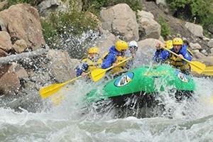 Wilderness Aware Rafting - Colorado Adventures