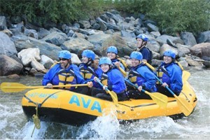 Get 20% off your Overnight Adventure with AVA! : Indulge in some of the best whitewater in Colorado with AVA! Book now and save 20% on Overnight Adventures. Make lasting memories on the river - we'll take care of the rest.