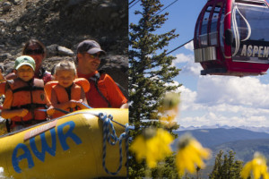Aspen Whitewater Rafting - combo package