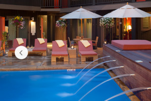 Hotel Aspen - a contemporary classic