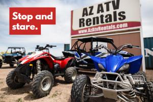 Polaris ATV & UTV RAZR Rentals
