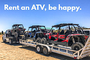 AZ ATV Rentals - the best in ATV & UTV rentals