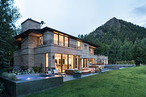 Aspen Luxury Vacation Rentals- Cabins