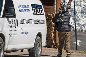 Door 2 Door Ski Rental Delivery