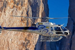 Combo Helicopter & private UTV tour around Meeker