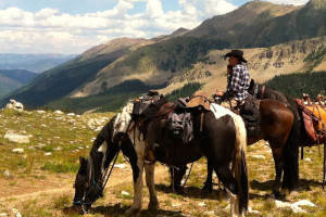 T-Lazy-7 Ranch - Horseback Riding in Aspen