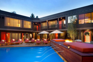 Hotel Aspen | ready for prime summer