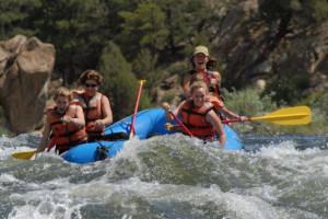 Dvorak Expeditions - Arkansas River Whitewater