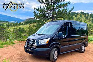 Silver Mountain Express - Limo & Shuttle Service