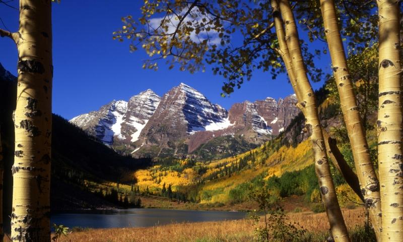 Aspen Colorado Mountains Mountain Ranges Alltrips