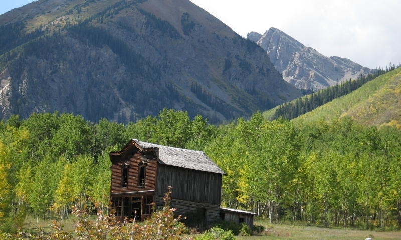 Ashcroft Colorado Ghost Town Alltrips