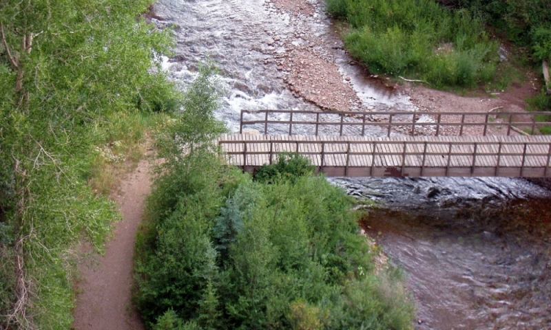 Aspen Trail Bridge