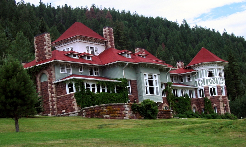 Redstone Castle