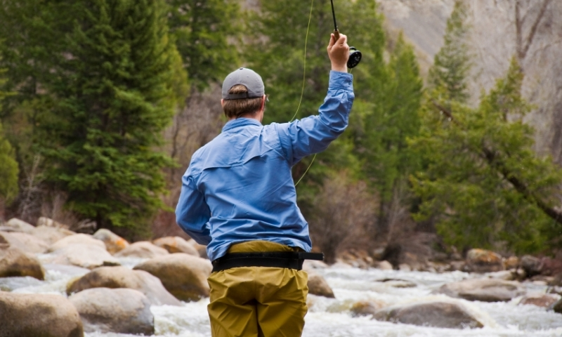 Roaring fork river colorado fly fishing camping boating for Colorado fishing license fees