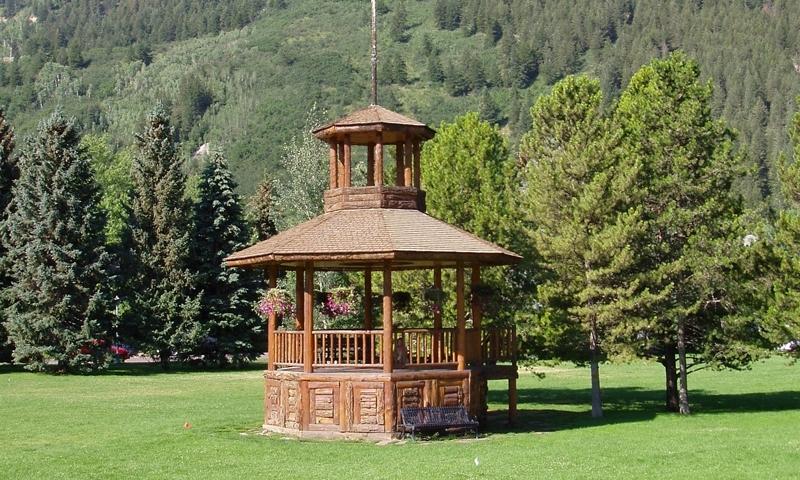 Wagner Park Aspen Colorado