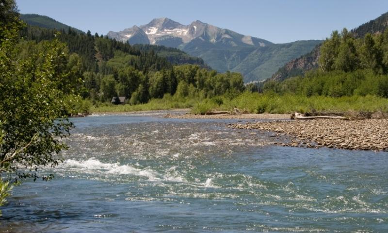 Crystal River Redstone Colorado
