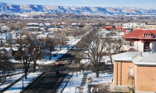 Grand Junction Depot :: Photographs - Western History