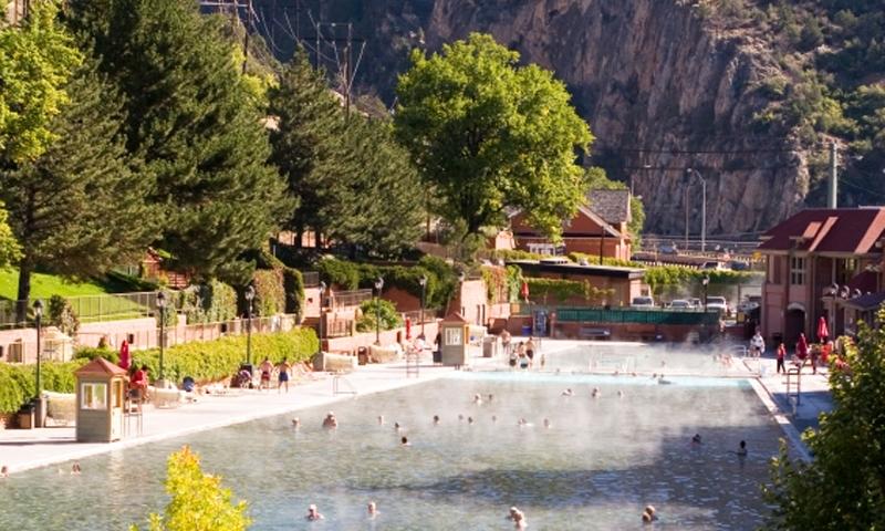 Glenwood Springs Hot Springs Pool Alltrips