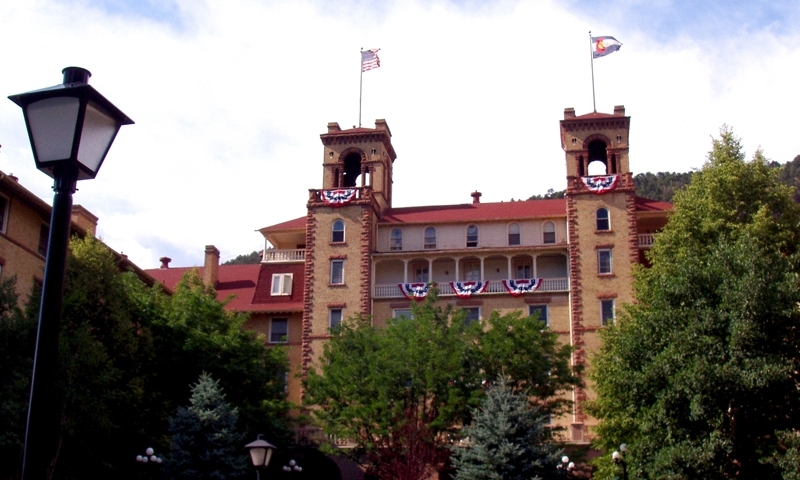 Colorado Hotel in Glenwood Springs