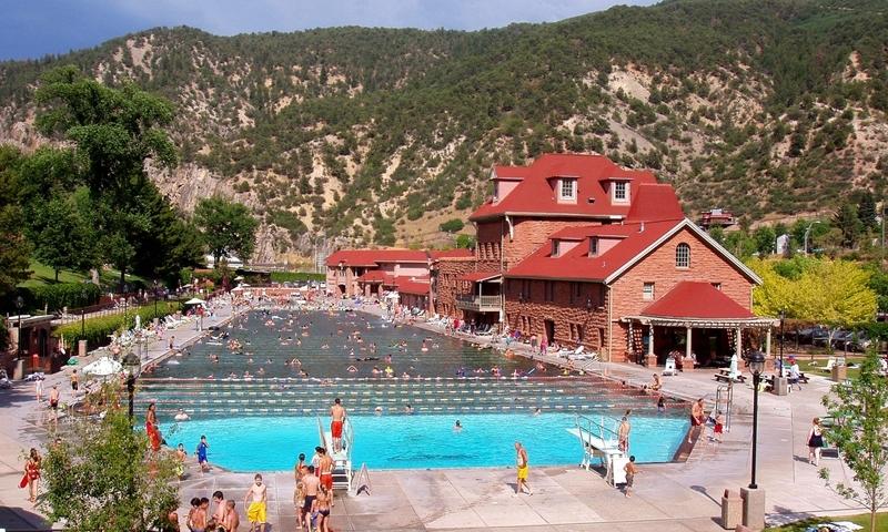 Glenwood Springs Motels Hotels