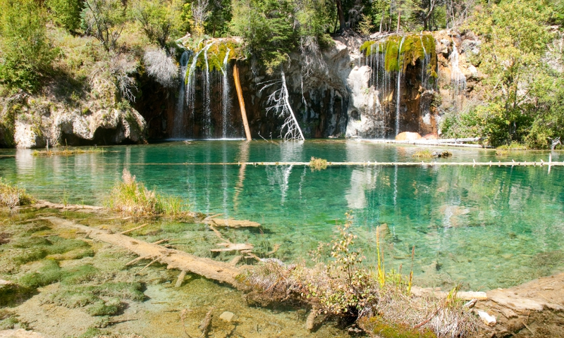 Hanging Lake Glenwood Springs Colorado Alltrips