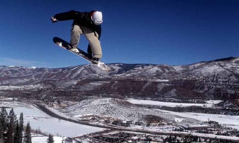Aspen Snowmass Snowboarding Colorado Ski Resort