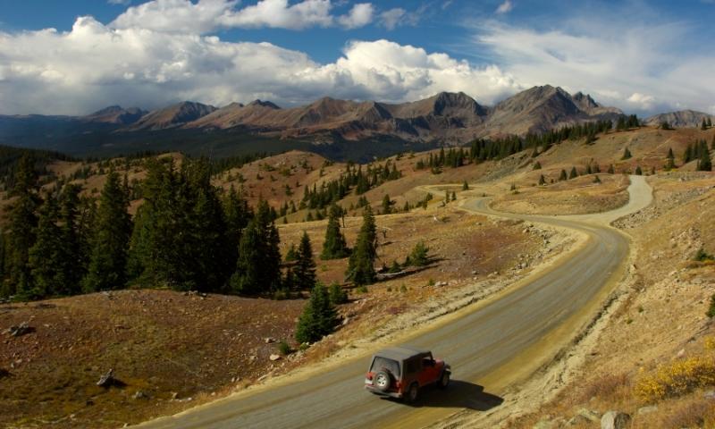 Aspen Colorado Jeep Trails