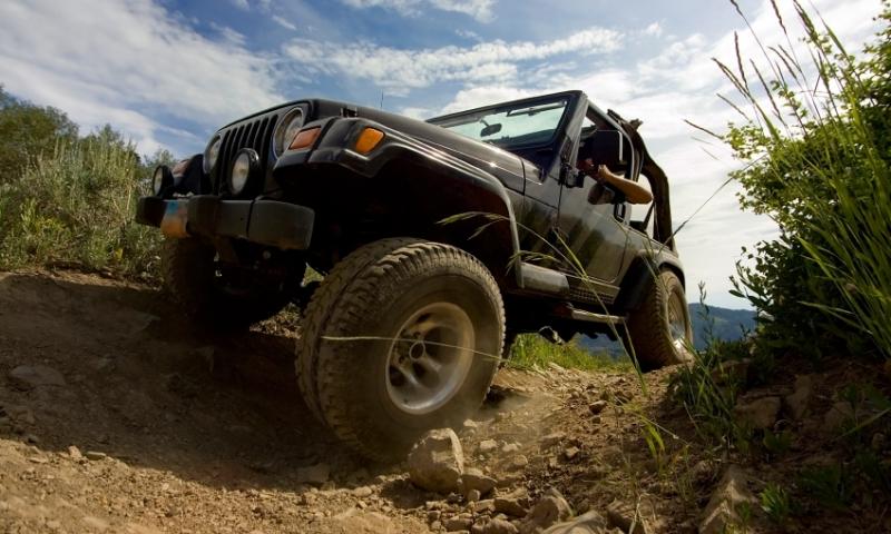 Aspen Colorado ATV