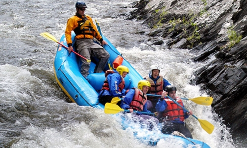 Roaring Fork River White Water Rafting