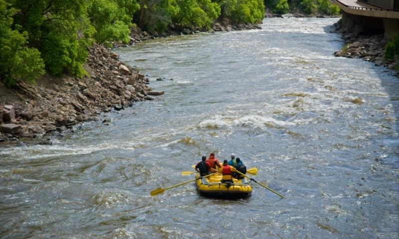 Aspen Colorado White Water Rafting Whitewater Trips