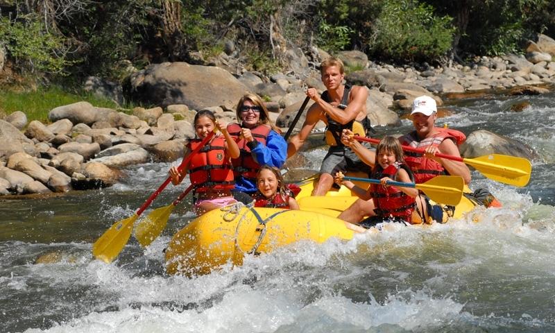 Aspen Rafting