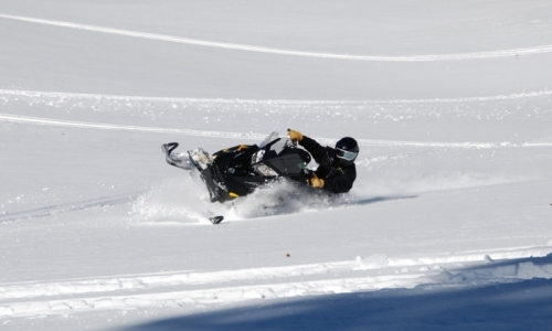 Aspen Colorado Snowmobiling